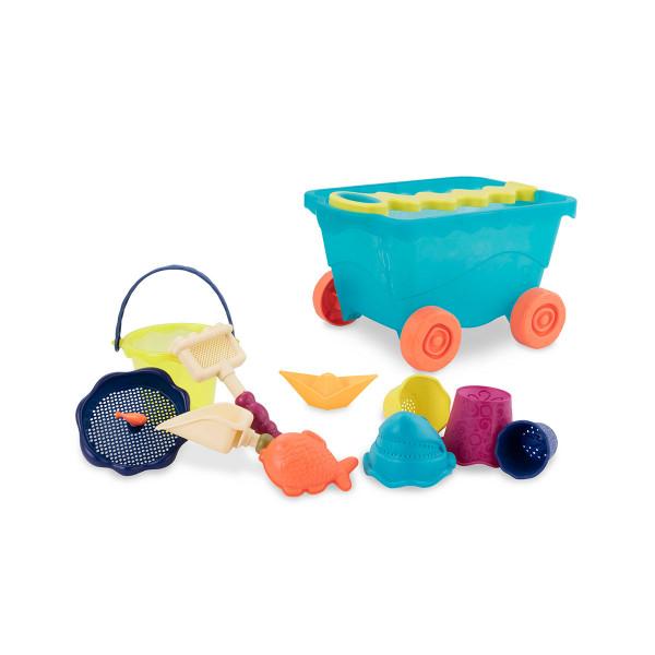 B toys set za igru u pesku