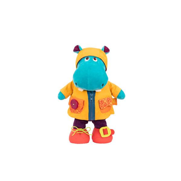 B toys plišana igračka  obuci me  HIPPO