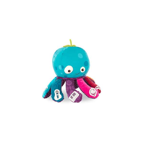 B toys muzički oktopod