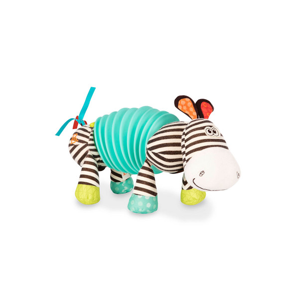 B toys plišana igračka Zebra-harmonika