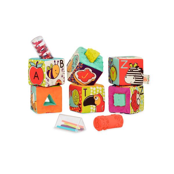 B toys edukativne kocke