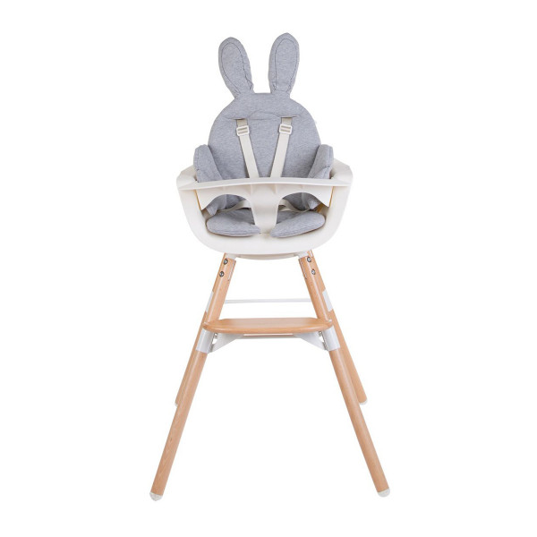 Childhome jastuk za hranilicu RABBIT, grey