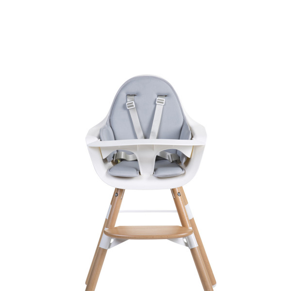 Childhome jastuk za hraniliciu EVOLU, light grey