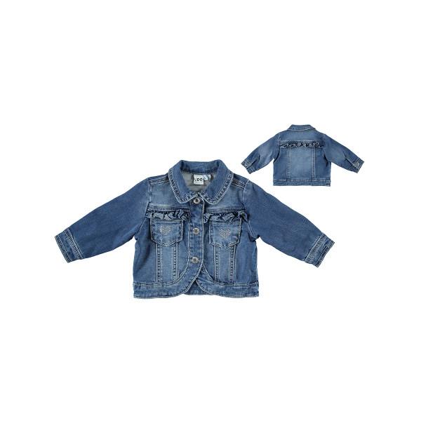 iDO teksas jakna W116, 62-92